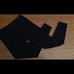 LuLaRoe High-Waisted Black Leggings💋
